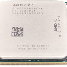 Procesor Gaming AMD Vishera, FX-9370 4.4GHz Octa Core + cooler Zalman - Procesor PC AMD, AMD FX, Numar nuclee: 8, Peste 3.0 GHz, AM3+