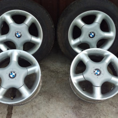 Jante BMW pe 15 - Janta aliaj BMW, Numar prezoane: 5