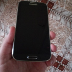 Samsung Galaxy S4 impecabil albastru original - Telefon mobil Samsung Galaxy S4, Rosu, 16GB, Neblocat, Single SIM