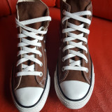 Converse All Star originali,high top ,nr.37,5-24 cm.