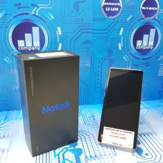 Samsung Galaxy Note 8 N950F Duos Gold Factura si Garantie Fullbox - Telefon Samsung, Auriu, 64GB, Neblocat, Dual SIM