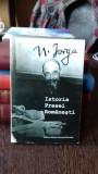 ISTORIA PRESEI ROMANESTI - N. IORGA