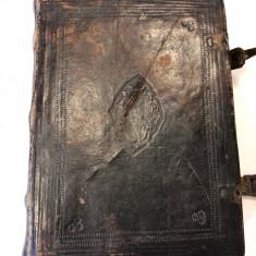 Carte veche Molitvenic 1793