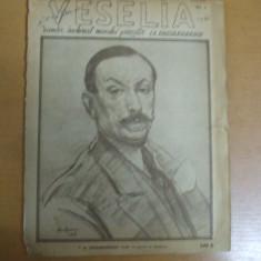 Veselia 1941 numar I. A. Bassarabescu Jiquidi Iser Crainic Bulgaras Floridor