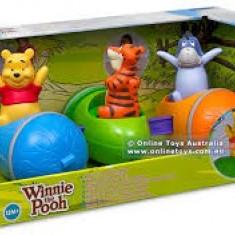 Trenul fantezie a lui Winnie Tomy