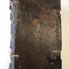Carte veche Catavasier Blaj 1824