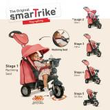 Tricicleta Smart Trike Explorer Pink