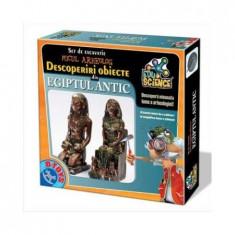 Joc stiintific, micul arheolog, Egiptul antic