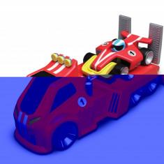 Masinuta de curse Tomy