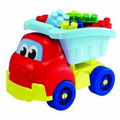 Camion cu 30 de cuburi Ecoiffier - LEGO Cuburi