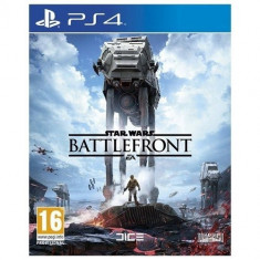 STAR WARS Battlefront - PS4 [Second hand] - Jocuri PS4, Shooting, 18+, MMO