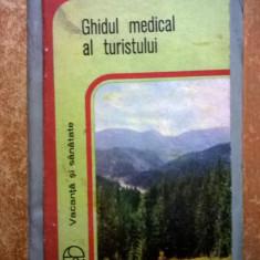 I. Tugui, M. Tugui - Ghidul medical al turistului