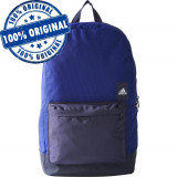 Rucsac Adidas Classic Versatile -rucsac original - ghiozdan scoala - antrenament, Albastru, Marime universala