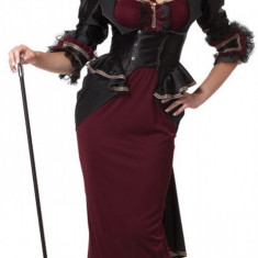 F321 Costum Halloween regina, Marime: M