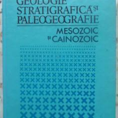 Geologie Stratigrafica Si Paleogeografie. Mesozoic Si Cainozo - Nita Tataram ,411093