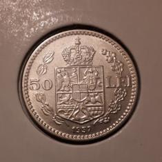 50 lei 1937 - Moneda Romania