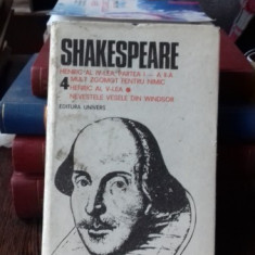 OPERE COMPLETE - SHAKESPEARE - VOL.4