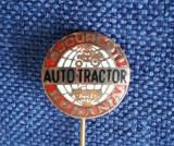 Insigna Auto - Tractor