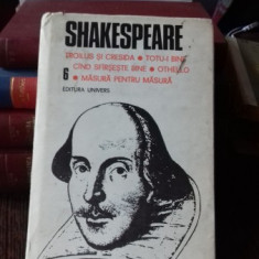 OPERE COMPLETE - SHAKESPEARE - VOL.6