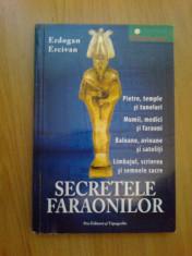 k0c Secretele Faraonilor - Erdogan Ercivan foto