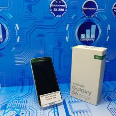 Samsung Galaxy S6 Edge G925F Green FACTURA+GARANTIE Impecabil Fullbox - Telefon Samsung, Verde, 32GB, Neblocat