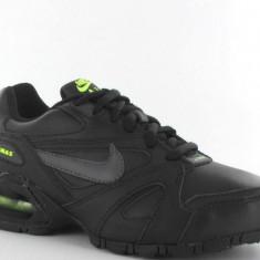 Adidasi copii Nike Air Max A/T 5- adidasi 100 % originali, Marime: 36.5, 37, 37.5, Culoare: Negru, Unisex, Piele naturala