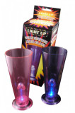 LIGHT UP WILLY SURPRISE BEER GLASS