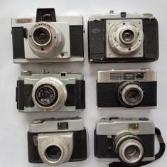 APARAT DE FOTOGRAFIAT-2×REVUE,2×BEIRETTE ,DACORA -5buc × 50 lei.