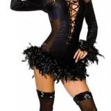 L12 Costum Halloween vrajitoare