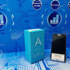 Samsung Galaxy A5 2015 A500F Duos Black FACTURA+GARANTIE Impecabil - Telefon Samsung, Negru, Neblocat, Dual SIM
