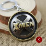 Breloc tema erou X MEN  metalic + ambalaj cadou