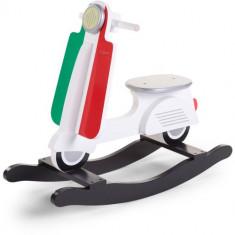 Balansoar Scooter Italy - Balansoar interior
