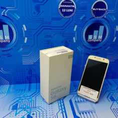 Samsung Galaxy S6 G920F Gold FACTURA+GARANTIE Impecabil Fullbox - Telefon mobil Samsung Galaxy S6, Auriu, 32GB, Neblocat