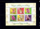 Romania 2007 - orhidee salbatice din Romania - bl. 394