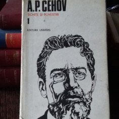 OPERE COMPLETE - CEHOV - VOL.1 SCHITE SI POVESTIRI