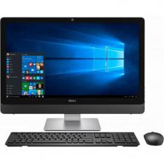 Sistem All in One Dell Inspiron 5488 23.8 inch FHD Touch Intel Core i7-7700T 12GB DDR3 1TB HDD Windows 10 Pro Black - Sisteme desktop cu monitor