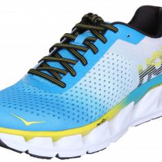 Hoka Elevon pantofi alergare barbati alb-albastru UK 7,5
