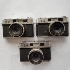 APARAT DE FOTOGRAFIAT - EASTAR - CHINA - anii 1970 - 3buc × 50 lei.