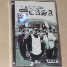 Caseta audio Bug Mafia - Casa, originala, hip hop, raritate - Muzica Hip Hop, Casete audio