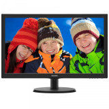 MONITOR PHILIPS 27 LED, 1920X1080, 5ms, 300cd/mp, vga+dvi-d+hdmi, panel TN, Dynamic Contrast: 10mio:1, 273V5LHAB/00 (include timbru verde 3 lei)