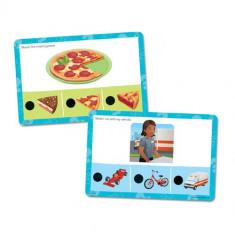 Carduri Inteligente Junior Hot Dots - Jocuri Logica si inteligenta Educational Insights