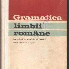 George Beldescu-Gramatica Limbii Romane - Culegere Romana