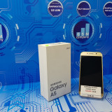 Samsung Galaxy A5 2017 A520F Gold FACTURA+GARANTIE Impecabil Fullbo - Telefon Samsung, Auriu, Neblocat, Single SIM