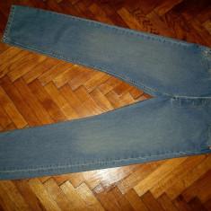 Blugi Levis 501-Made in UK-Marimea W36xL32 (talie-90cm, lungime-110cm) - Blugi barbati Levi's, Culoare: Din imagine, Prespalat, Drepti, Normal