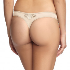 TPH1132-15 Chilot tanga cu model True Curves Forever String - Chiloti dama Triumph, Marime: L, XL