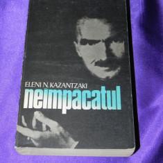 Eleni N Kazantzaki - Neimpacatul biografia lui Kazantazakis (f0816 - Biografie