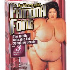 FATIMA FONG LOVE DOLL - Papusi gonflabile