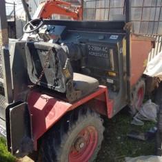 Utilaj multifunctional - dumper PIQUERSA D2500H - AC
