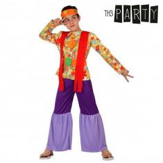 Costum Deghizare pentru Copii Th3 Party Hippie5-6 Ani - Costum petrecere copii