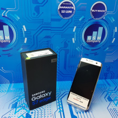 Samsung Galaxy S7 Edge G935F Silver FACTURA+GARANTIE IMPECABIL Fullbox - Telefon Samsung, Argintiu, 32GB, Neblocat, Single SIM